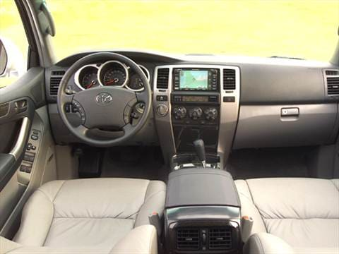 2004 toyota 4runner Interior
