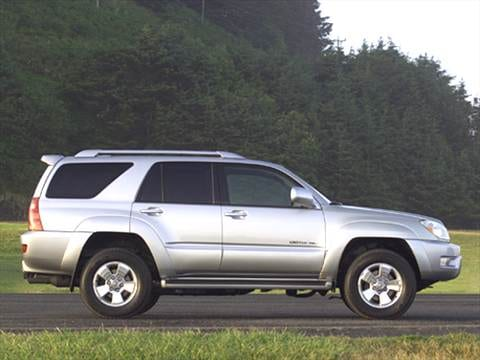 2004 toyota 4runner sr5 sport utility 4d pictures and. Black Bedroom Furniture Sets. Home Design Ideas