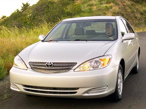 2004 Toyota Camry LE Sedan 4D  photo