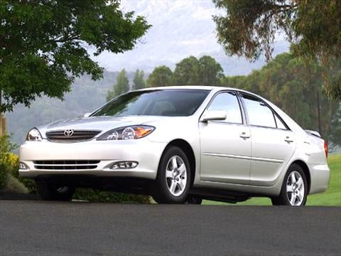 2004 Toyota Camry Pricing Ratings Amp Reviews Kelley Blue Book