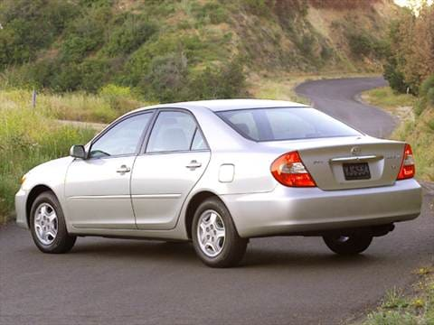 Awesome ... 2004 Toyota Camry Exterior ...