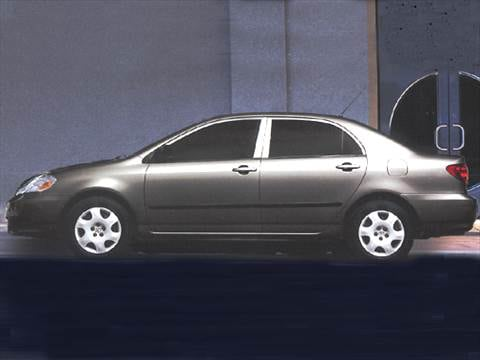 2004 Toyota Corolla CE Sedan 4D  photo