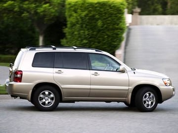 Toyota Highlander Kelley Blue Book - 2004 highlander