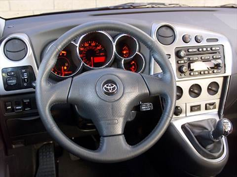 ... 2004 Toyota Matrix Interior ...