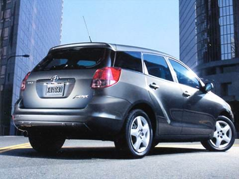 2004 Toyota Matrix Sport Wagon 4D  photo