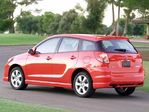 ... 2004 Toyota Matrix Exterior ...