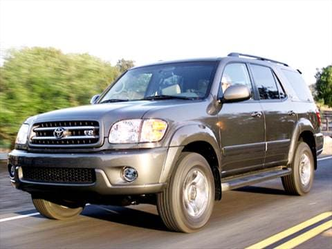 2004 Toyota Sequoia | Pricing, Ratings & Reviews | Kelley ...