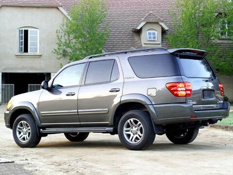 Toyota Sequoia Interior Images >> 2004 Toyota Sequoia | Pricing, Ratings & Reviews | Kelley Blue Book