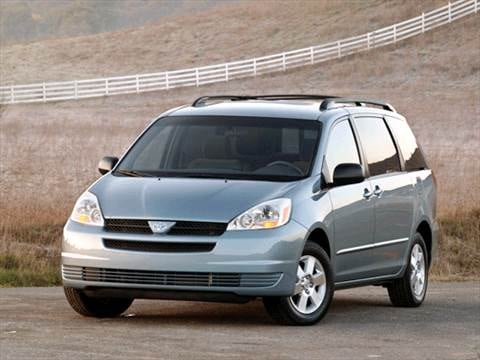 2004 Toyota Sienna Pricing Ratings Amp Reviews Kelley