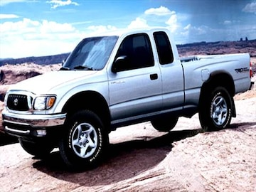 2002 Toyota Tacoma Xtracab >> 2004 Toyota Tacoma Xtracab | Pricing, Ratings & Reviews | Kelley Blue Book
