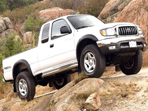 2004 toyota tacoma xtracab pickup 2d 6 ft pictures and videos kelley blue book. Black Bedroom Furniture Sets. Home Design Ideas
