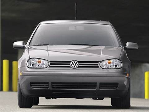 2004 Volkswagen GTI Hatchback 2D  photo