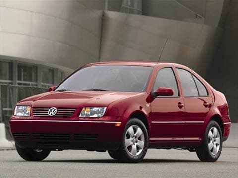 2004 Volkswagen Jetta GL Sedan 4D  photo