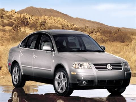 2004 Volkswagen Passat GL Sedan 4D  photo