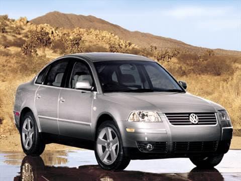 2004 Volkswagen Pat