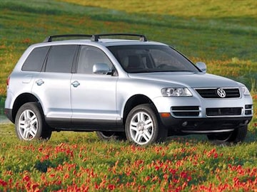 2004 volkswagen touareg pricing ratings reviews. Black Bedroom Furniture Sets. Home Design Ideas