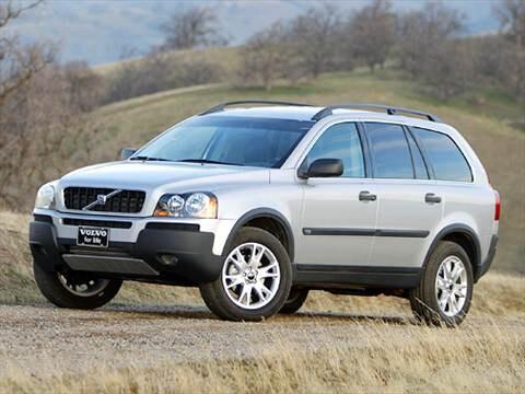 2004 Volvo XC90 | Pricing, Ratings & Reviews | Kelley Blue Book
