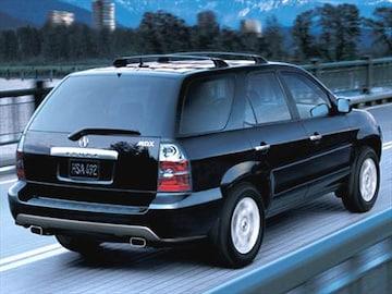 2005 Acura Mdx Exterior