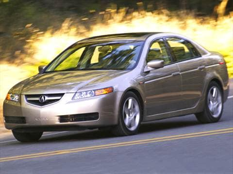 2005 Acura TL 3.2 Sedan 4D  photo