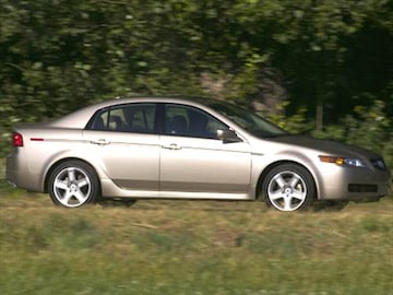 2005 Acura TL | Pricing, Ratings & Reviews | Kelley Blue Book