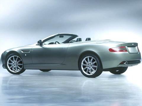 2005 Aston Martin Db9 Pricing Ratings Reviews Kelley Blue Book