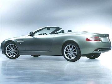 Aston Martin DB Pricing Ratings Reviews Kelley Blue Book - 2005 aston martin db9
