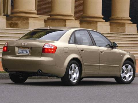2005 audi a4 1 8t quattro sedan 4d pictures and videos. Black Bedroom Furniture Sets. Home Design Ideas