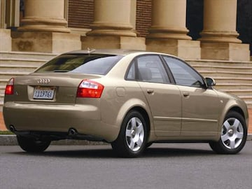 Audi A Pricing Ratings Reviews Kelley Blue Book - 2005 audi a4