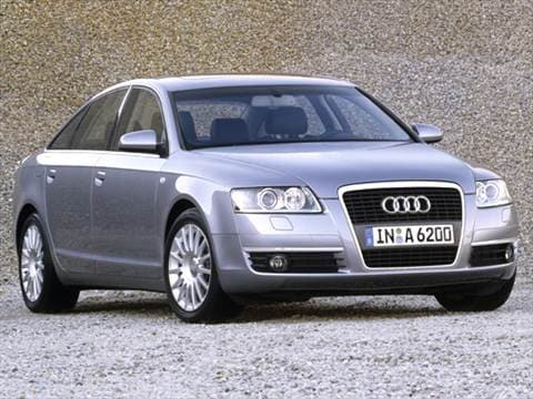 2005 audi a6 pricing ratings reviews kelley blue book. Black Bedroom Furniture Sets. Home Design Ideas