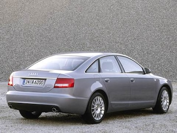 Audi A Pricing Ratings Reviews Kelley Blue Book - 2005 audi a6