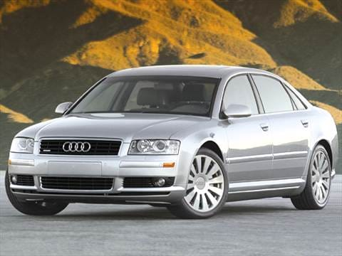 2005 audi a8 pricing ratings reviews kelley blue book. Black Bedroom Furniture Sets. Home Design Ideas