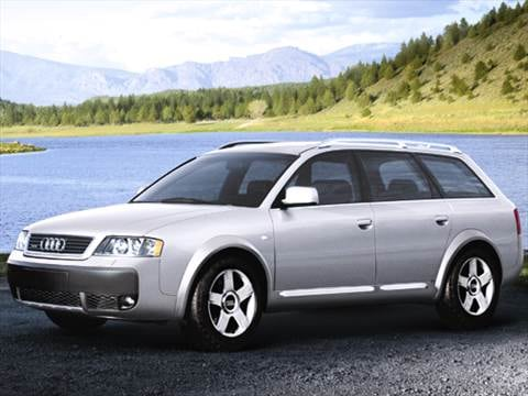 2005 Audi allroad 2.7T Quattro Wagon 4D  photo