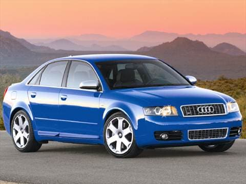 2005 audi s4 pricing ratings reviews kelley blue book. Black Bedroom Furniture Sets. Home Design Ideas