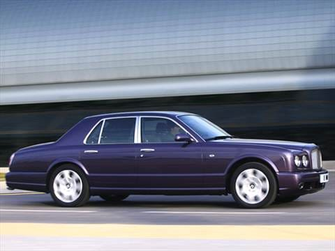2005 bentley arnage Exterior
