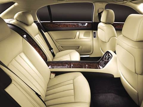 2005 bentley continental Interior