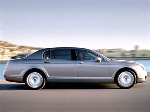 2005 bentley continental Exterior