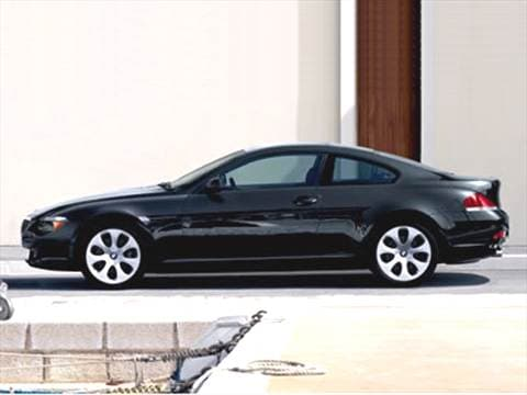 2005 BMW 6 Series 645Ci Coupe 2D  photo