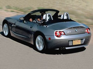 2005 Bmw Z4 Pricing Ratings Amp Reviews Kelley Blue Book