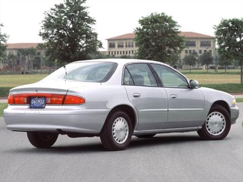 2005 Buick Century Pricing Ratings Amp Reviews Kelley Blue Book