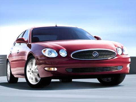 Buick Lacrosse Front Bulccx on 2007 Buick Lacrosse Cxl Value