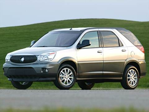 2005 Buick Rendezvous Pricing Ratings Amp Reviews