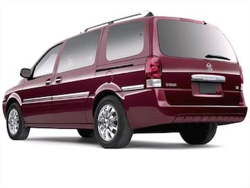 2005 buick terraza pricing ratings reviews kelley. Black Bedroom Furniture Sets. Home Design Ideas