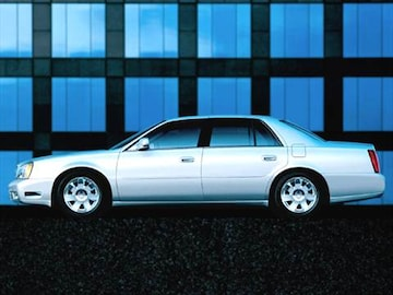 2005 Cadillac Deville Pricing Ratings Reviews Kelley Blue Book