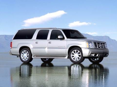 2005 cadillac escalade esv pricing ratings reviews. Black Bedroom Furniture Sets. Home Design Ideas