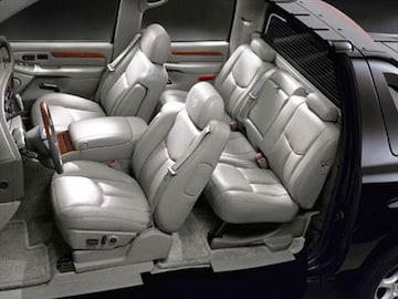 2005 Cadillac Escalade Ext Interior