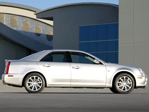 2005 cadillac sts Exterior