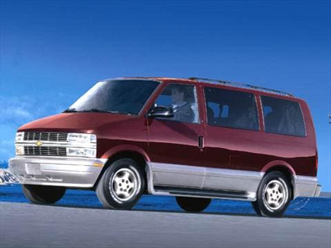 2005 Chevrolet Astro Cargo Pricing Ratings Reviews Kelley