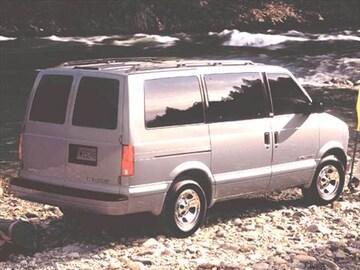 2005 Chevrolet Astro Penger Exterior