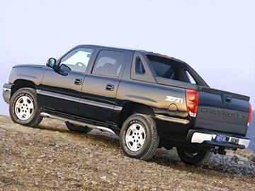 2005 Chevrolet Avalanche 1500 Exterior