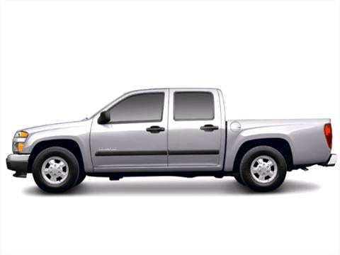 2005 Chevrolet Colorado Crew Cab LS Pickup 4D 5 1/4 ft  photo